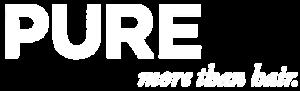 weiß logo Pure