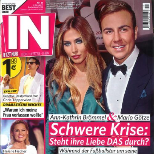 IN Cover zu PURE Friseur in Essen